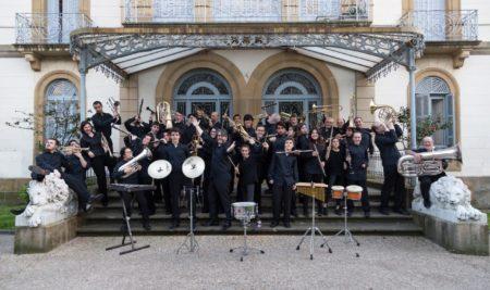 XV. Soinurbil Musika Astea-Zarauzko musika banda