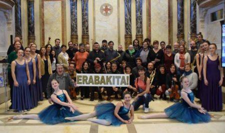 Donostiako Udalaren Musika eta Dantza Eskola-Erabakita!