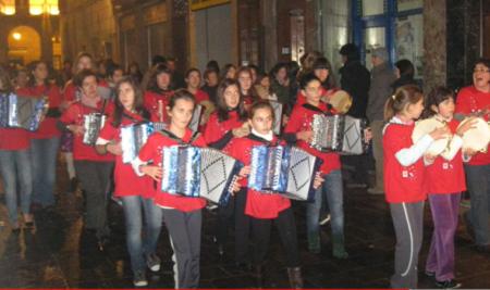 Gora santa Zezilia eta gora musika!
