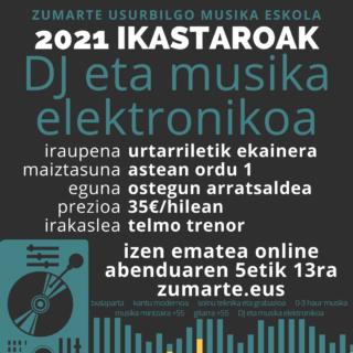 INSTAGRAM 2021 IKASTAROAK